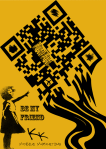 Facebook QR CodeFinal Yellow Flyer